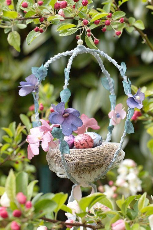 Easter basket from Grange de Charme