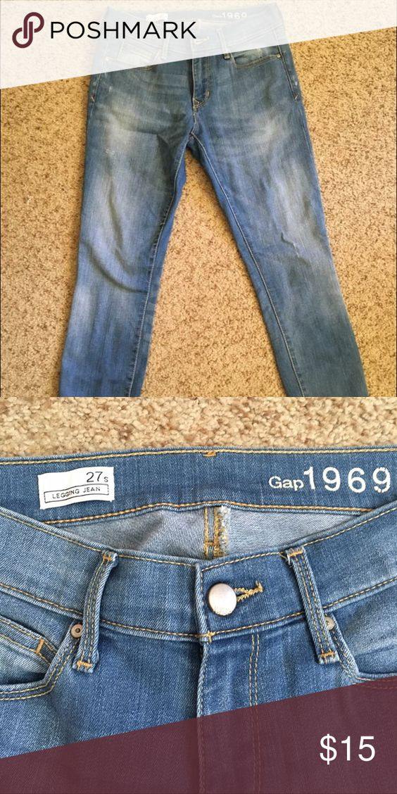 Gap Legging Jeans Like new! Size 27s. Legging Jean. GAP Jeans Skinny