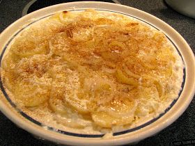 Rita's Recipes: Easy Scalloped Potatoes