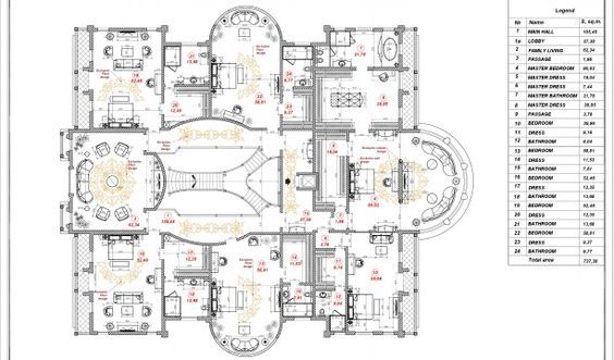 Victorian Style House Plan 87584 With 4 Bed 4 Bath 3 Car Garage Large House Plans Sims House Plans Victorian House Plans