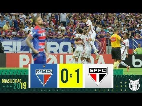 Fortaleza 0 X 1 Sao Paulo Melhores Momentos Anews Esporte Araraquara Araraquaranews Fortaleza Futebol Ao Vivo Gol