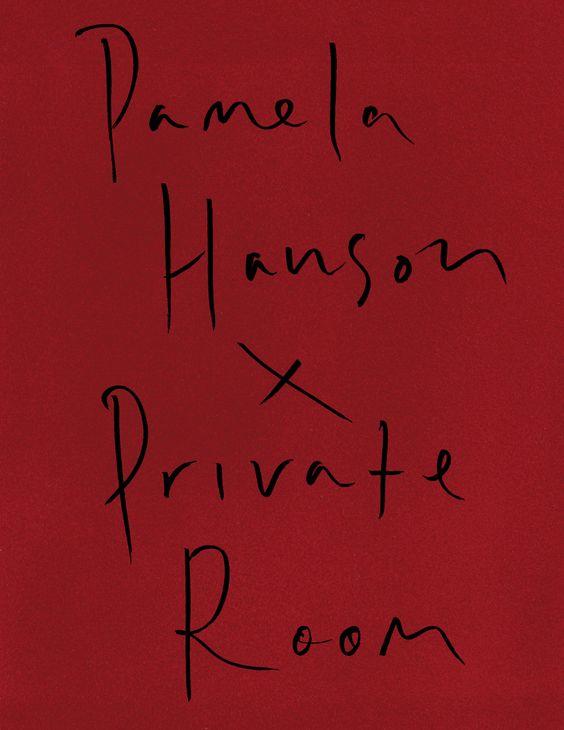 Pamela Hanson, Chambre privée - L'Œil de la photographie