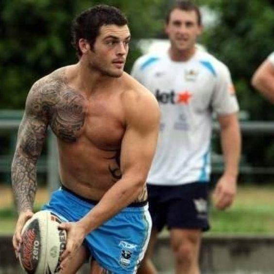 Aussie rugby player Daniel conn <3