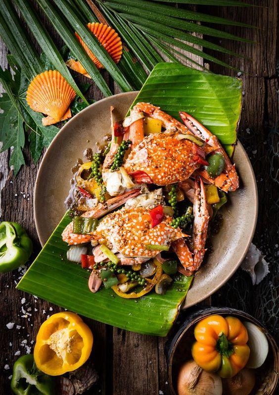 Тайский краб
