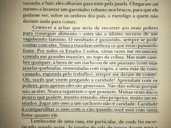"""Jack London, in """"A Estrada"""". Ed. Boitempo, 2008, p.  27"""