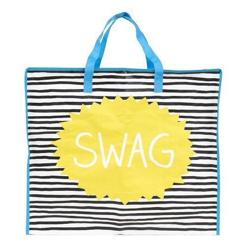 Happy Jackson Large Stuff Oversized Swag Bag ** See this great product.