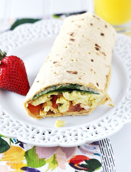 Top 5 on the go back to school breakfast recipes from Jennifer Leal @savorthethyme