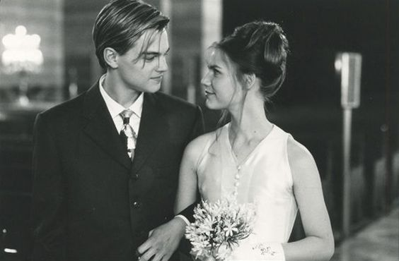 Leonardo DiCaprio & Claire Danes. Photo 20th Century Fox.