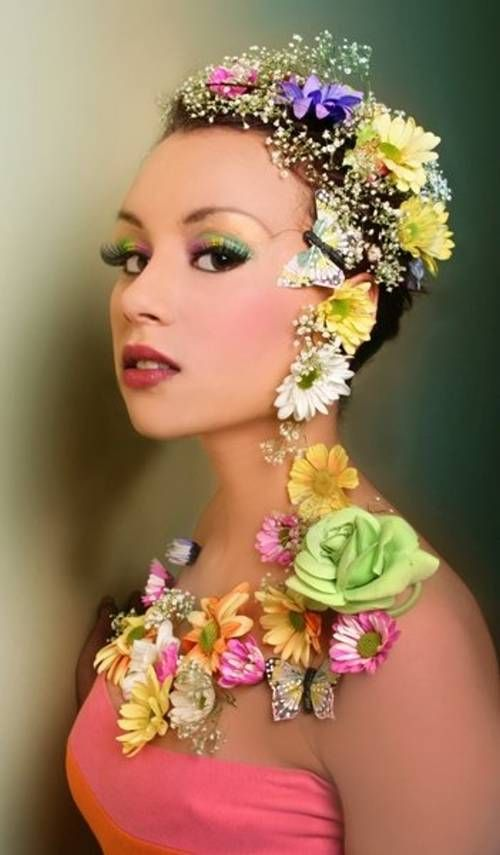 Nature, Costume ideas and Flower on Pinterest