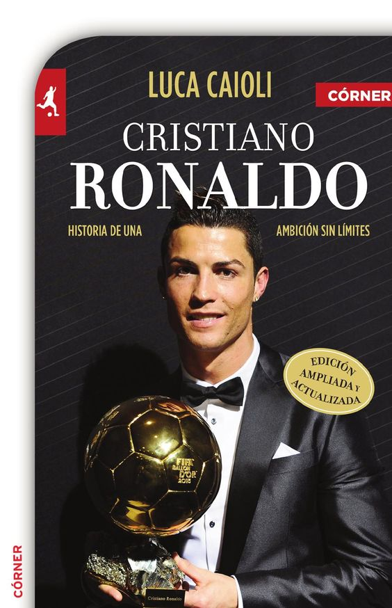 Cristiano Ronaldo 2014 de Luca Caioli by Roca Editorial