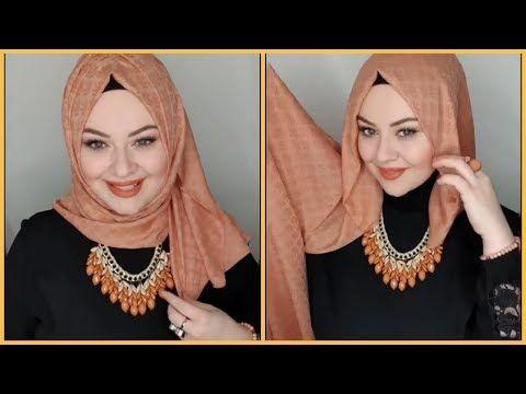 لفات حجاب 2019 لفات حجاب تركية للمدرسة الجزء الخامس Youtube Turban Hijab Hijab Turban
