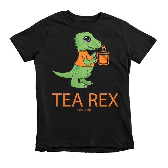 Tea Rex T-Shirt - Youth