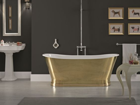 ANTICA BRASS   Blue Provence   The best bathtub designs for any luxury bathroom   Find. ANTICA BRASS   Blue Provence   The best bathtub designs for any