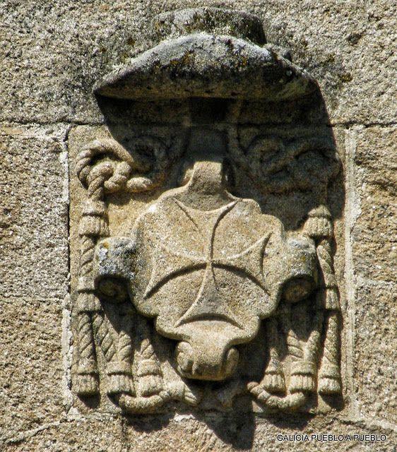 Galicia Pueblo A Pueblo Santa Mariña De Aguas Santas Allariz Los Ojos La Fortuna Salida
