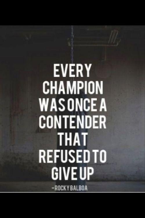 Sports Inspirational Quotes Mesmerizing Pinmichael Depreta On Sports  Pinterest Inspiration