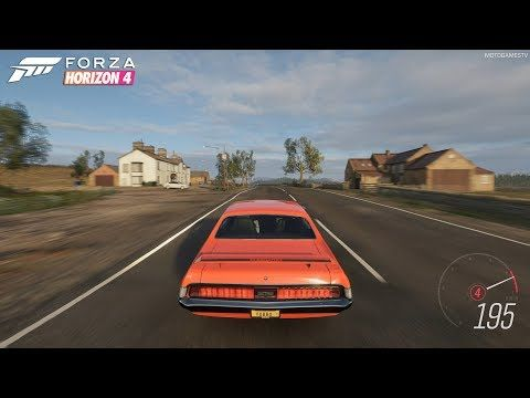 How To Get The Mercury Cougar In Forza Horizon 4