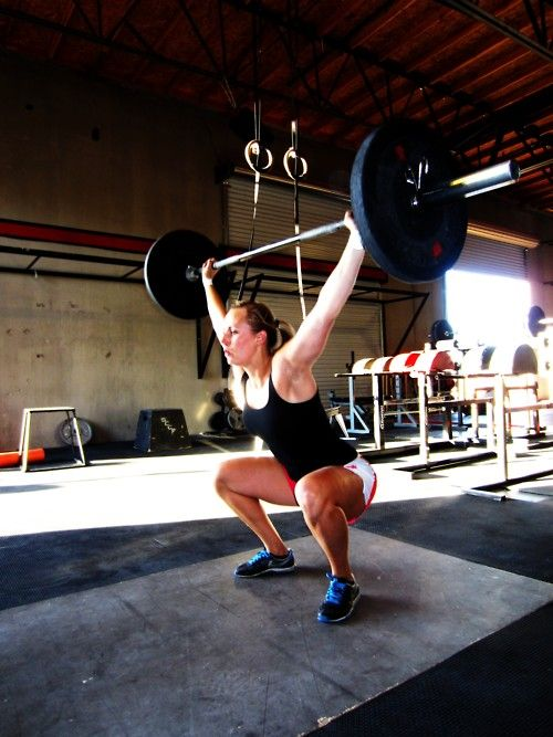 I will get these one day.  Overhead Squats