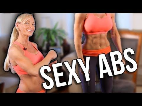 Holy. Crap. This is a crazy ab work out.