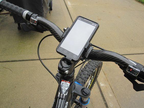 Image of HTC Evo multifunctional mount - Thingiverse