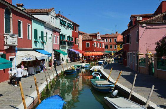 Burano- Venedig - Italien