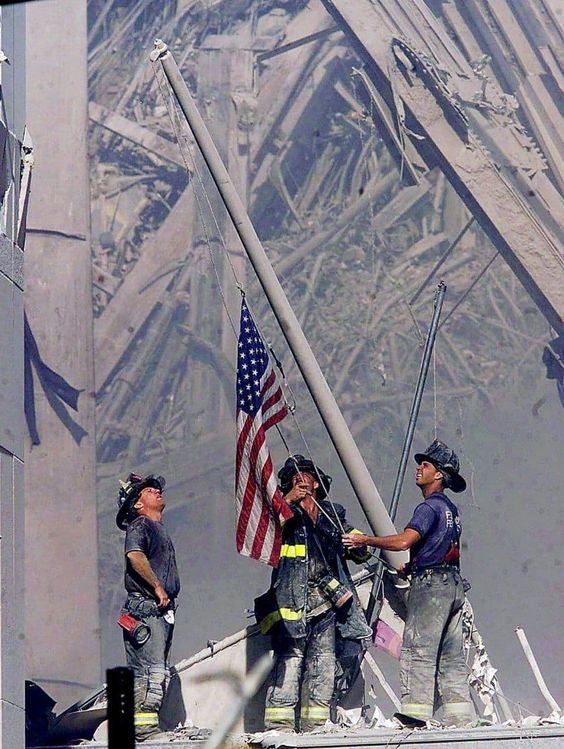 9/11 anniversary: The most iconic photos of Sept. 11 and its aftermath - The Washington Post