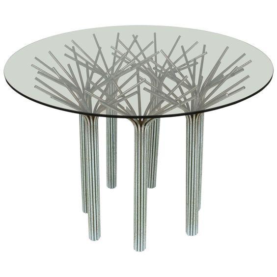 Gerald McCabe Daisy Table |