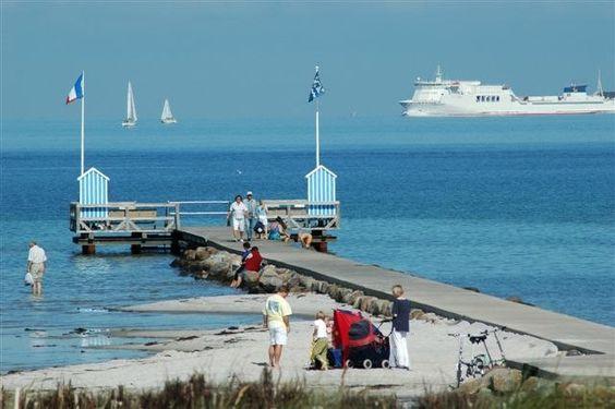 Urlaub in Stein: Campingurlaub an der Kieler Förde - Ostsee