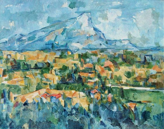 Paul Cézanne: Favorite Artists, Paintings Landscape, Cezanne Postimpresionismo, Art Landscapes, Landscape Paintings, Cezanne Paintings, Favorite Paintings Artists, Art Philadelphia