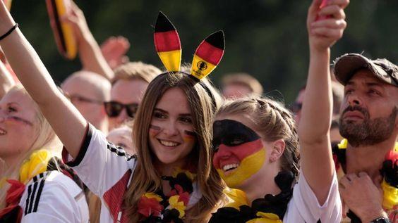 Gute Aussichten fürs Public Viewing: Deutschland bekommt bis zu 14 Sonnenstunden ab
