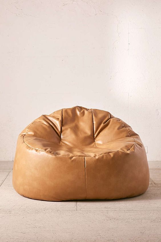 UrbanOutfitters.com: Awesome stuff for you & your space leather bean bag