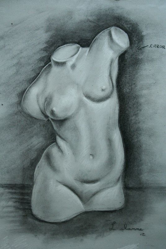 www.academiataure.com #drawing #portrait #carboncillo