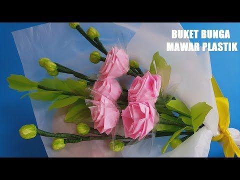 Cara Membuat Prakarya Bunga Mawar dari Kertas Buffalo | 360x480