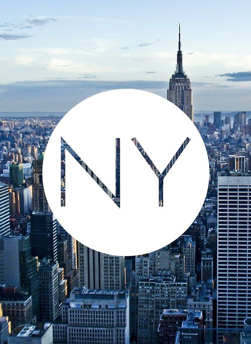 <3 NY: Graphic Design, Dreams Places, Big Apple, Favorite Places Spaces, New York City, Art Design Photography, Newyork, Empire State