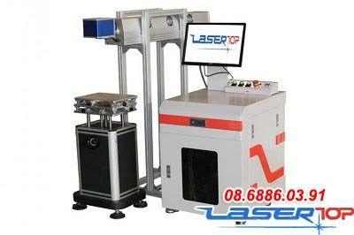 Máy khắc laser siêu tốc Marker ống kim loại 30W