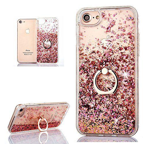 Hancda Coque Liquide pour iPhone 8 / iPhone 7 Etui Housse Coque ...