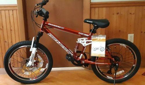 Buy Genesis Assault 20 7 Speed Boys Mountain Bike Mountain Bike Frames Bicycle Mountain Bike Suspension