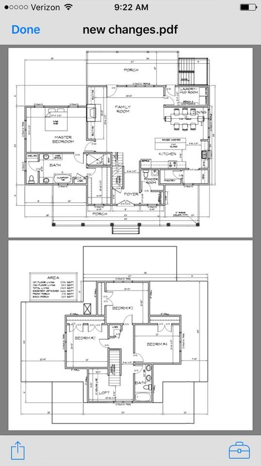 Four Gables Plan Top Floor Modifications Gable House House Floor Plans How To Plan