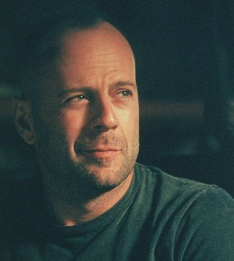 Bruce Willis - he does some silly stuff, but he's got great talent.