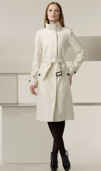 Burberry Wool/Cashmere coat