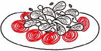 Vegetarisch recept: Bietjessalade met geitenkaas op www.KokenmetKarin.nl