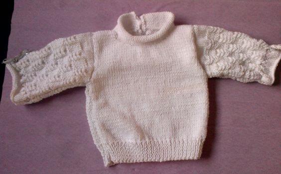 babypullover stricken - Google-Suche