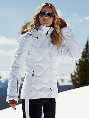 Mountain Force Grace Ski Jacket | SWEATIN&39 STYLE | Pinterest
