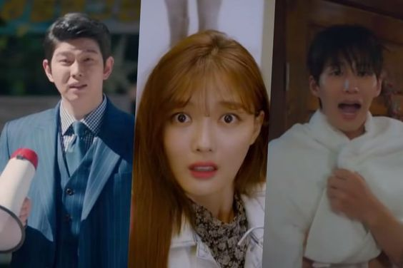 "Watch: Yoon Kyun Sang, Kim Yoo Jung, And Song Jae Rim Hint At Friendship And Sparks In ""Clean With Passion For Now"" Preview"