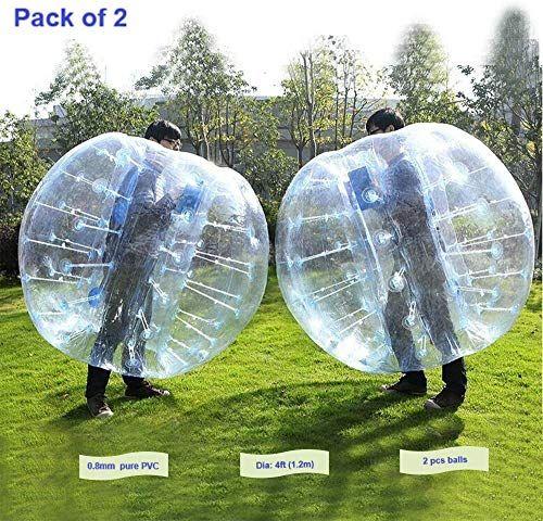 The Perfect Foshan Mingze Set Of 2 Commercial Grade Inflatable Bumper Ball Pvc Wearable Knocker Zorbing Ball Giant Bu Bubble Soccer Giant Bubbles Soccer Ball