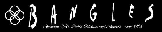 "Logo ""BANGLES"" 1990"