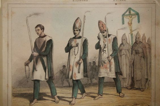 Sambenito en la inquisicion 03b952272ea3fcf77056551a8261abad