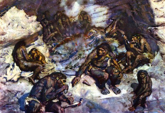 Les hommes préhistoriques étaient cannibales