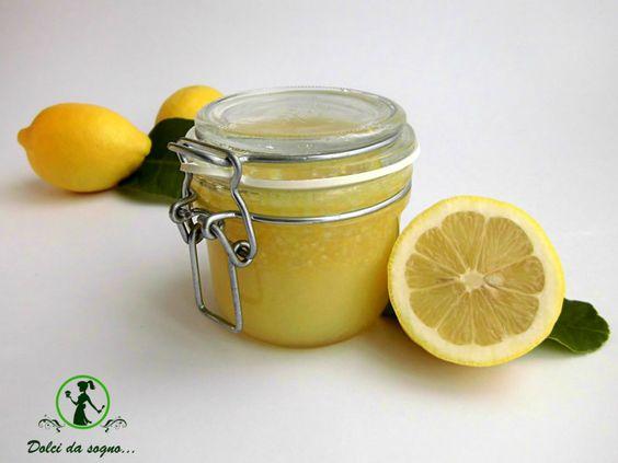 Aroma di limone in pasta