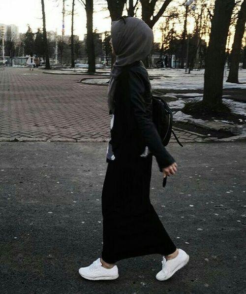 cool Image de fashion, hijab, and islam... by…