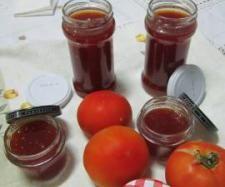 Receita Doce de Tomate por JoanaOliveira - Categoria da receita Sobremesas